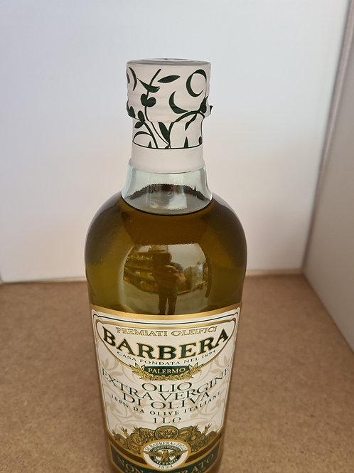 Barbera-Unfiltered Extra Virgin Olive Oil 1lt