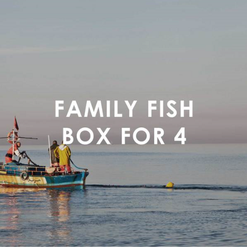 Family Fish Box for 4