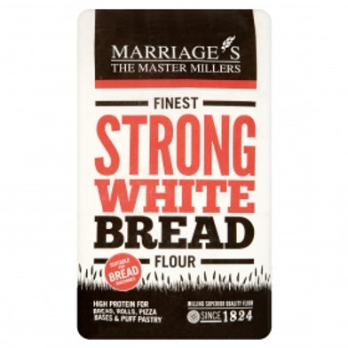 Marriage's Strong White Bread Flour 1.5kg