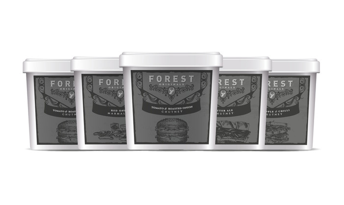 Forest Produce have produced a NEW range of chutneys chefs...