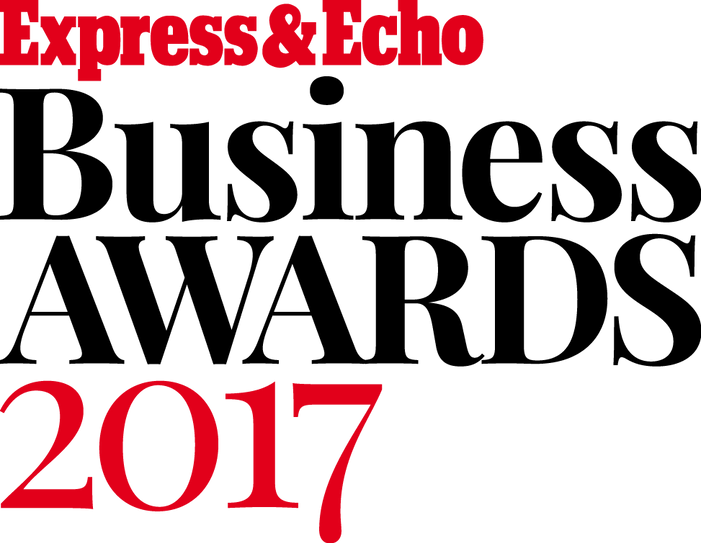 We are Small Business Finalist 2017!