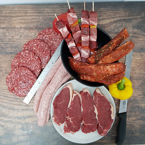 Ultimate Barbque Selection