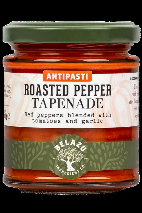 Roasted Pepper Tapenade-BELAZU 165g
