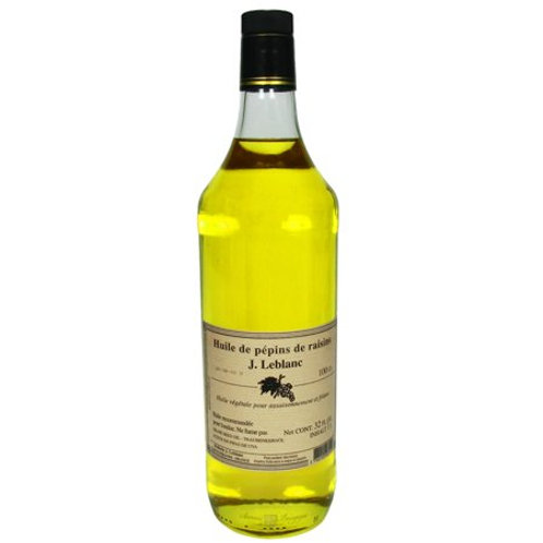 Grapeseed Oil 'Leblanc' 1Ltr