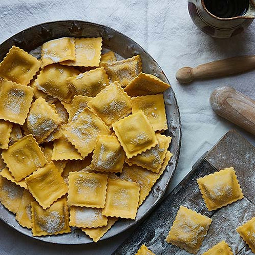 Pumpkin & Sage Ravioli 1kg