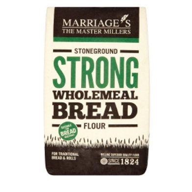 Marriage's Strong Wholemeal Bread Flour 1.5 kg
