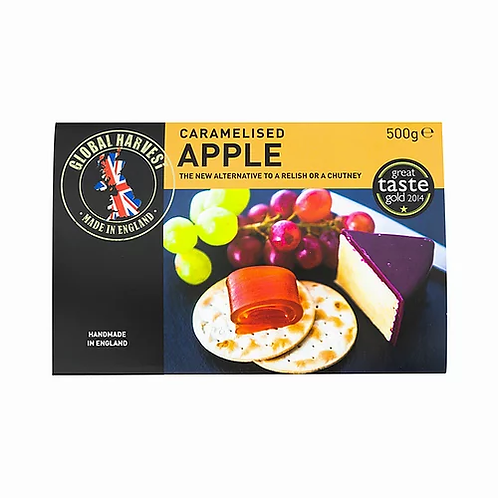 Global Harvest Caramelised Apple Jelly, 500g