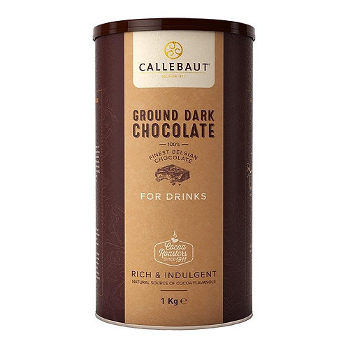 Callebaut Dark Hot Chocolate 1kg