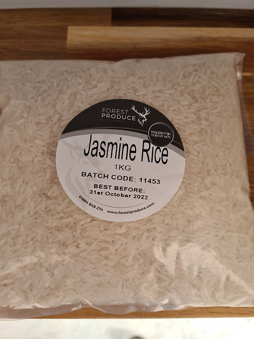 Jasmine Rice (Thai Scented) 1kg