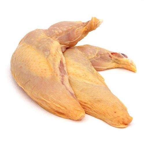 Corn-fed Chicken Supremes x 4 (7-8oz each)