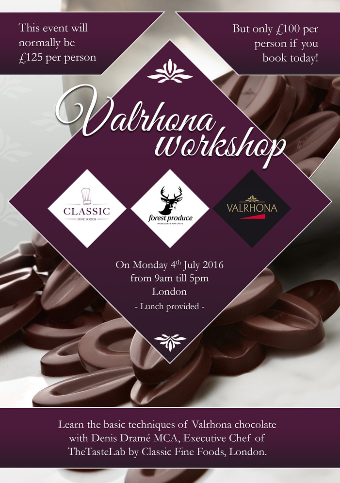 Valrhona Workshop