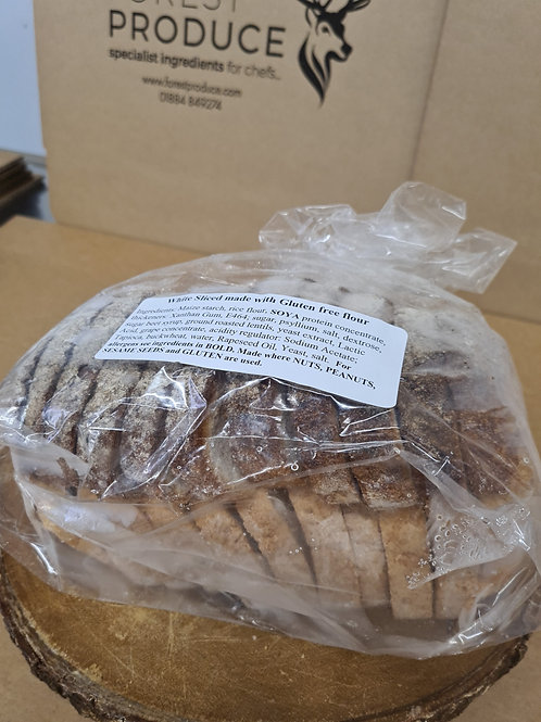 Gluten Free White Sliced Loaf 400g