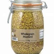 Kilner Jar Mustard Wholegrain 1lt