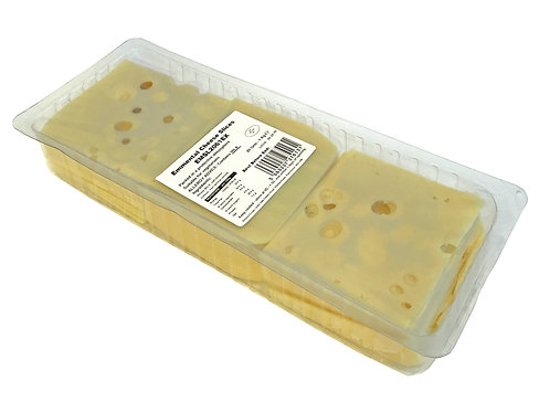 Sliced Emmental 50x20g