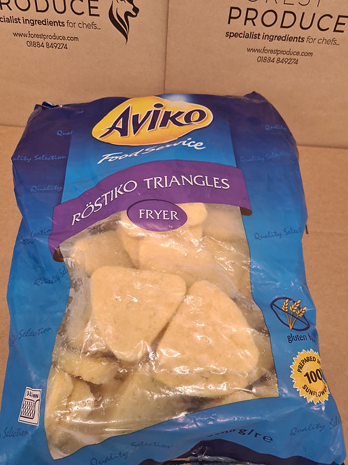 AVIKO Supercrunch Hash Browns 2.5kg