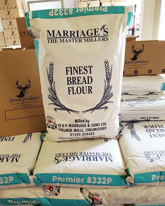 Our new 16kg Flour