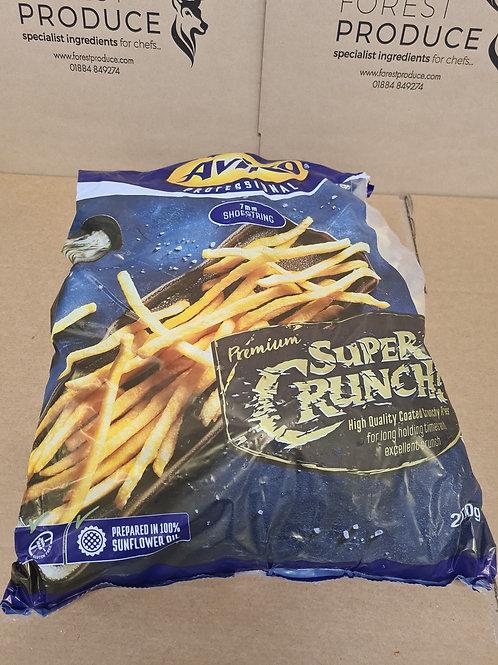 AVIKO Supercrunch 7mm Fries 2.5kg
