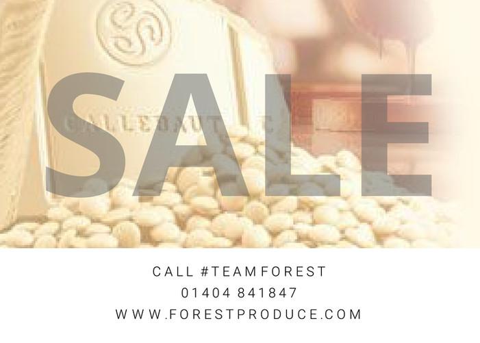 Sale inc Callebaut...01404 841847