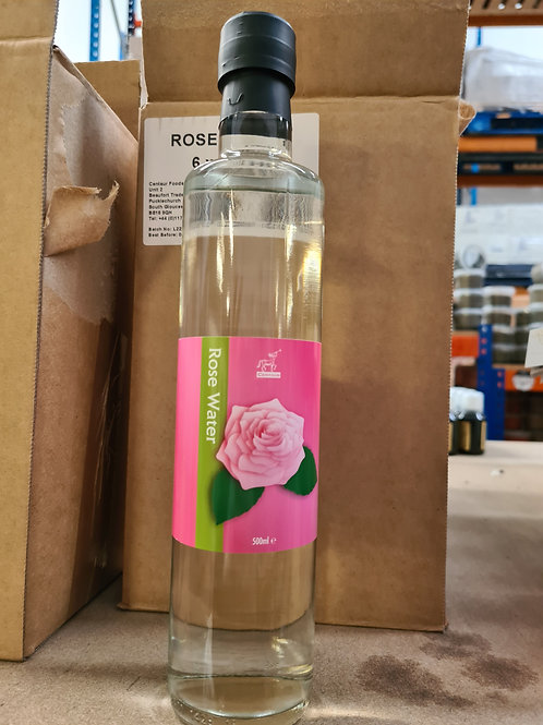 Rosewater 50cl
