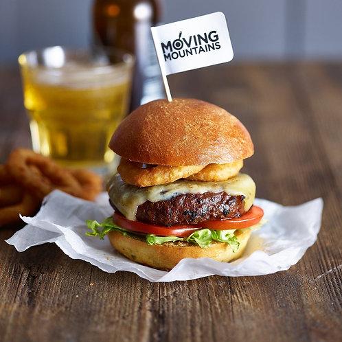 Moving Mountains 6oz Vegan Burger 170g x18