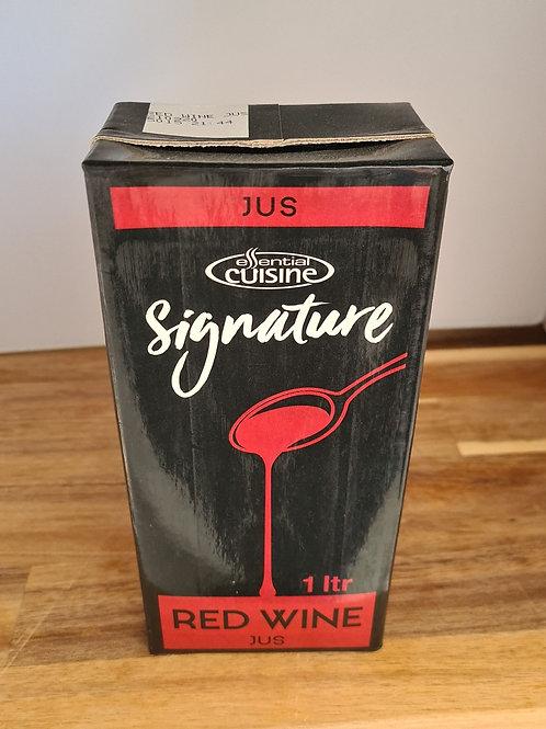 Signature Red Wine Jus 1lt