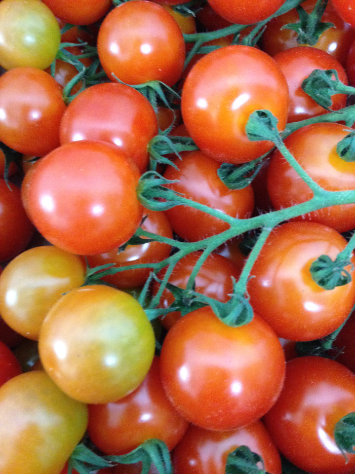 #ForestFresh, our Cherry Vine Tomatoes...