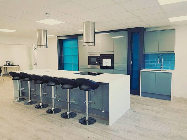 Demo kitchen aka #ForestFoodHub is ready!