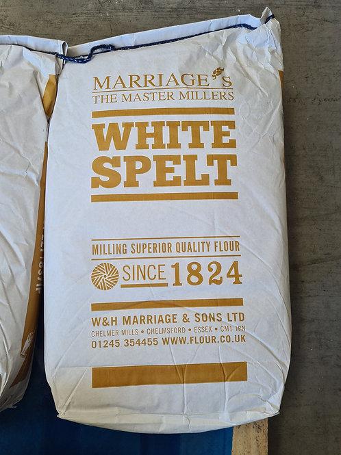 Marriages Spelt Flour 16kg