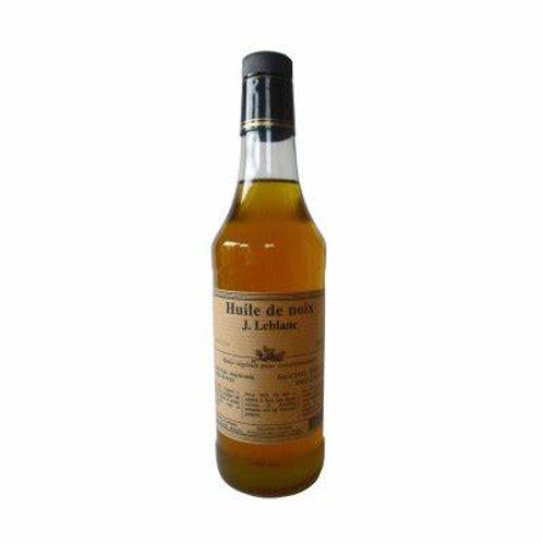 Walnut Oil 'Leblanc', 1Ltr