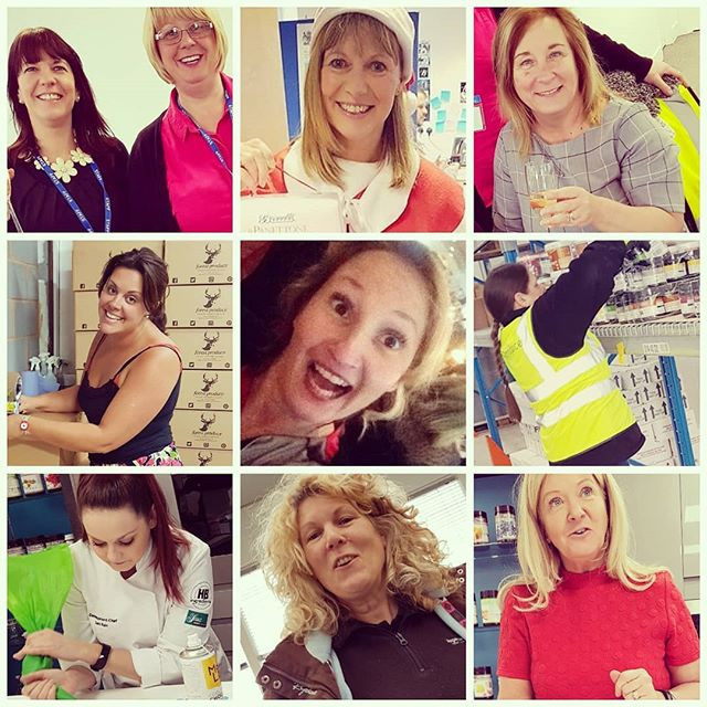 Happy International Women's Day, here's some of them who make up #TeamForest