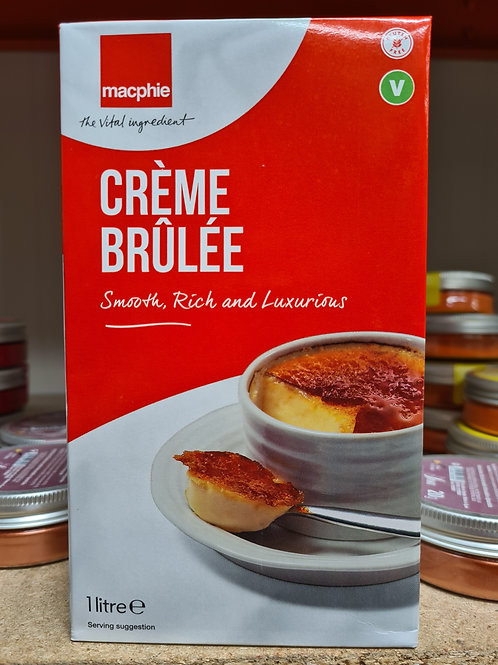 Machine Creme Brulee 1ltr