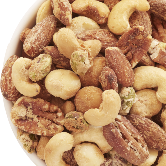 Truffle & Pecorino Nuts 1kg £26.00