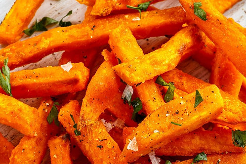 Sweet Potato Fries 2.27kg Aviko