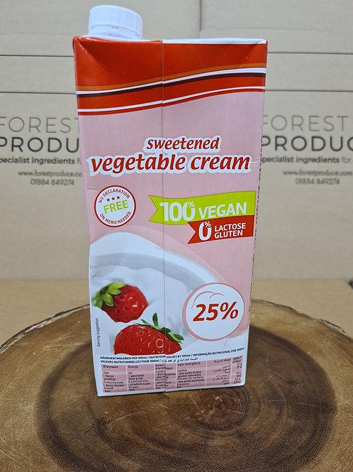 Vegan Cream 1lt-Dairy Free