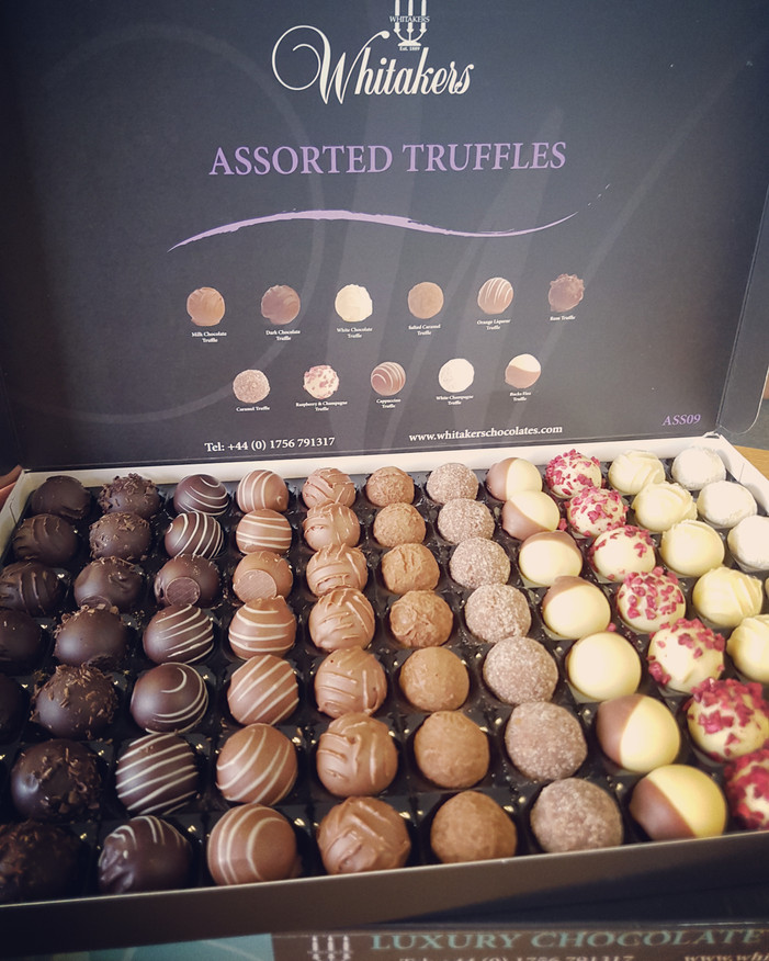 NEW Assorted Truffles & Chocolates are in!