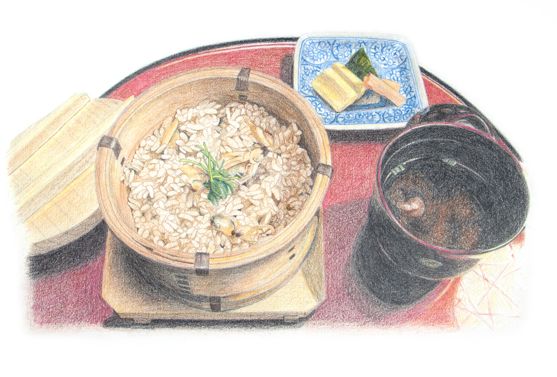 Takikomi gohan