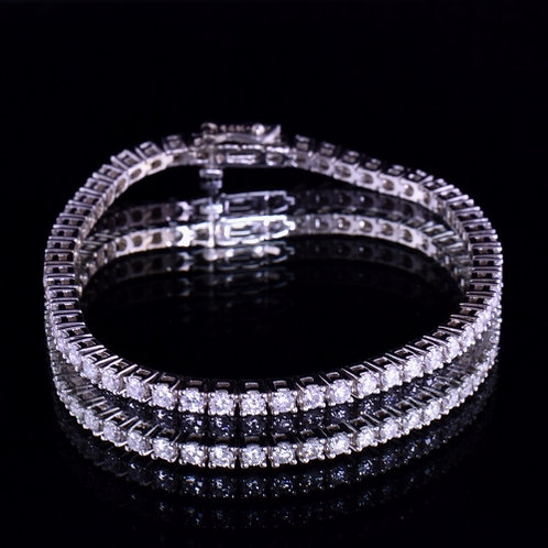 3.70 Carat Diamond Bracelet