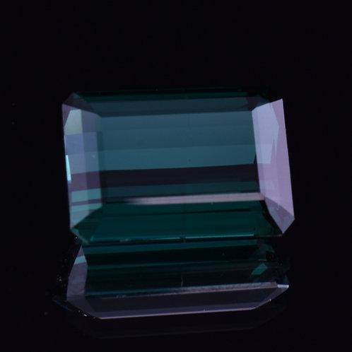 10.82 Carat Green Tourmaline