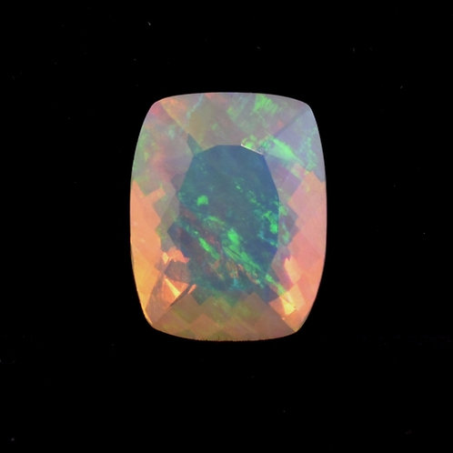 6.14 Carat Faceted Opal