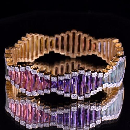Bellarri Rainbow Bracelet