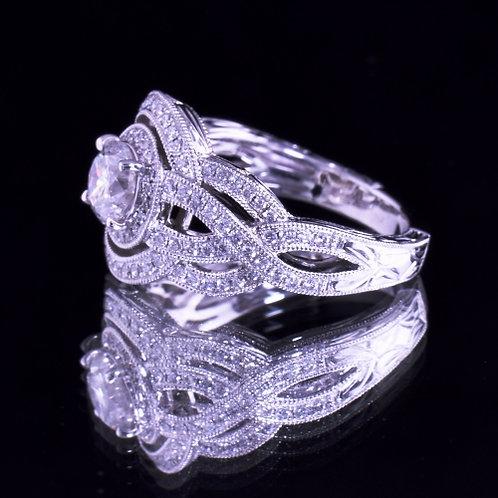 .81 Carat Diamond Engagement Ring