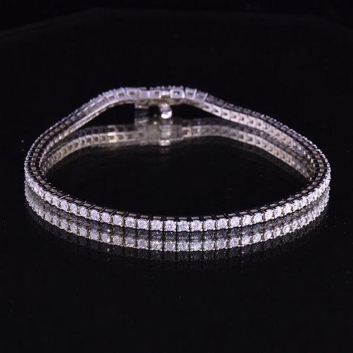 2 Carat Diamond Tennis Bracelet