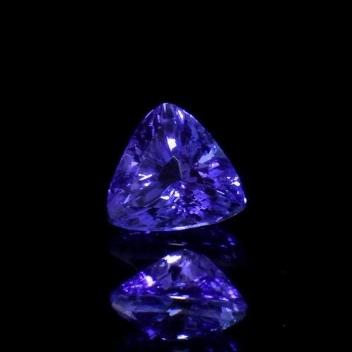 2.19 Carat Fine Trillion Tanzanite