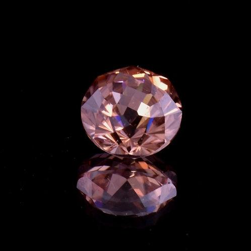 4.29 Carat Orange / Pink Zircon