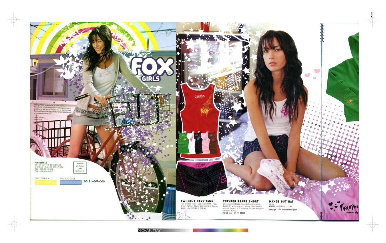 Fox Racing, Inc.