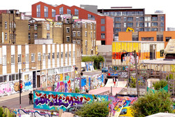 Hackney Wick Skatepark - London