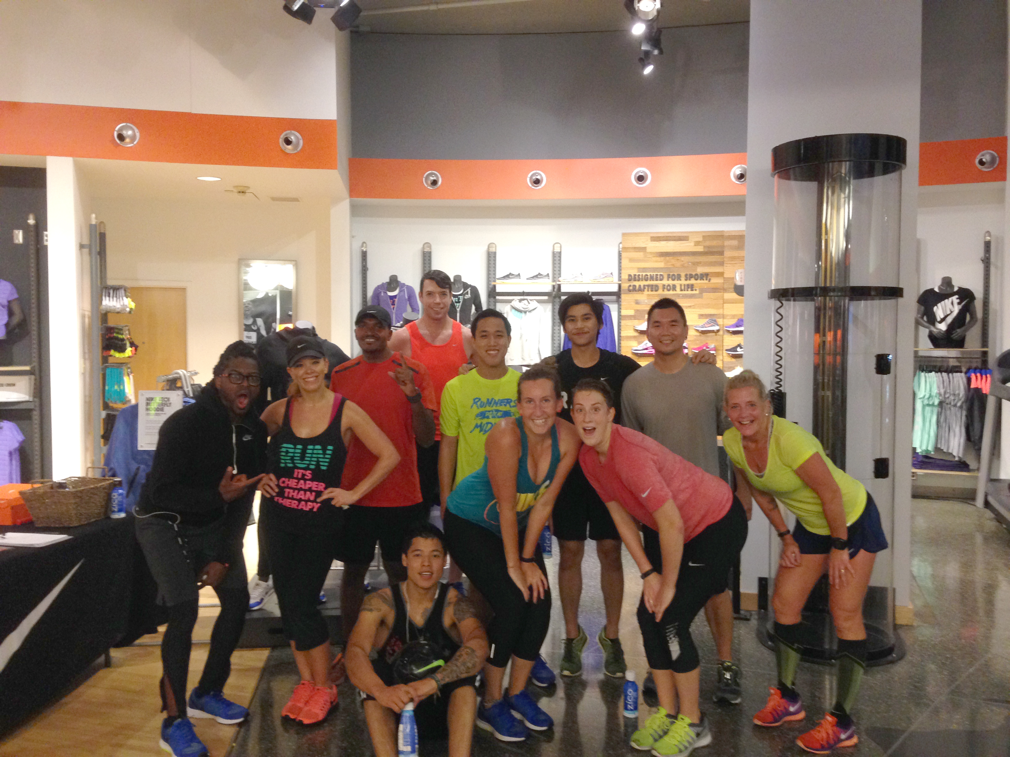 Nike Run Club | Seattle, WA
