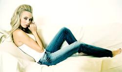Women's Jeans Ad
