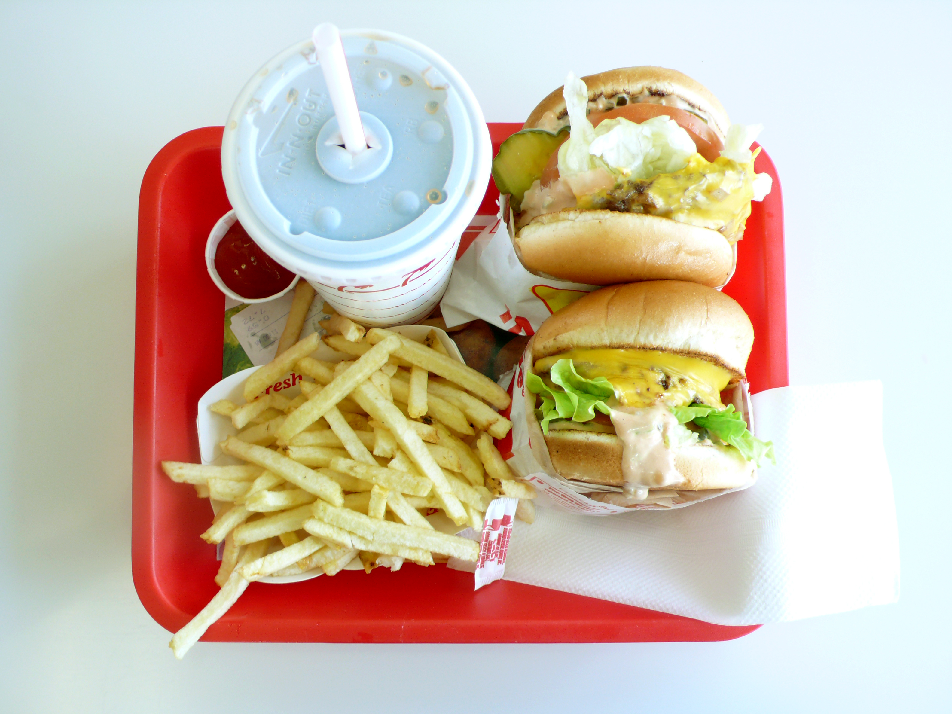 In n' Out | Arcadia, CA