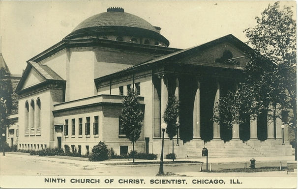 Ninth Church of Christ Scientist (Christ Church Chicago) | Illinois